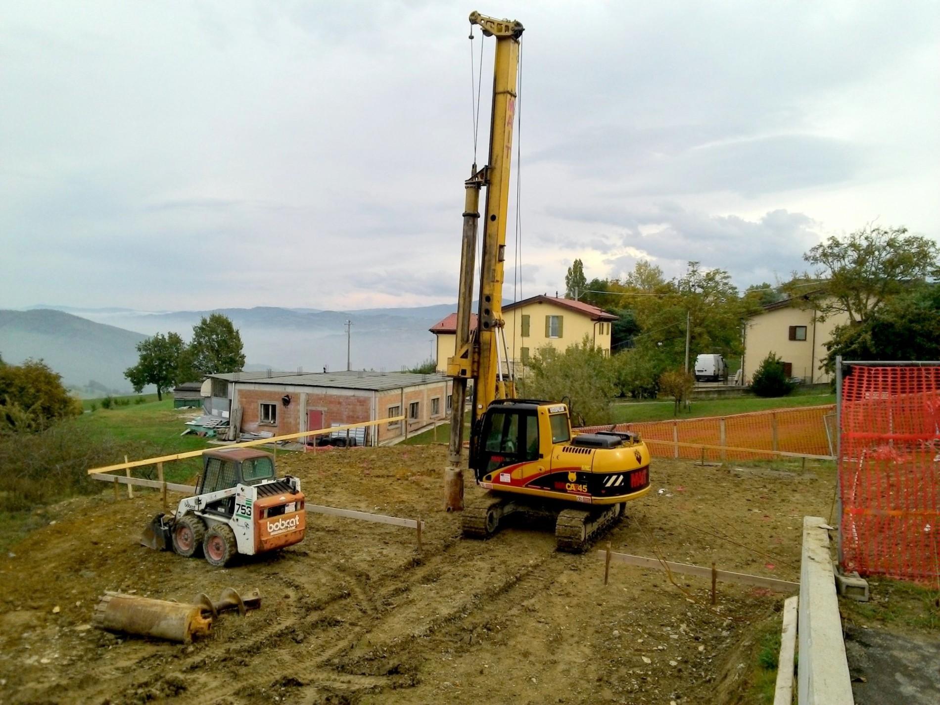 Profilo Aziendale di Bertoia Impresa Costruzioni Reggio Emilia